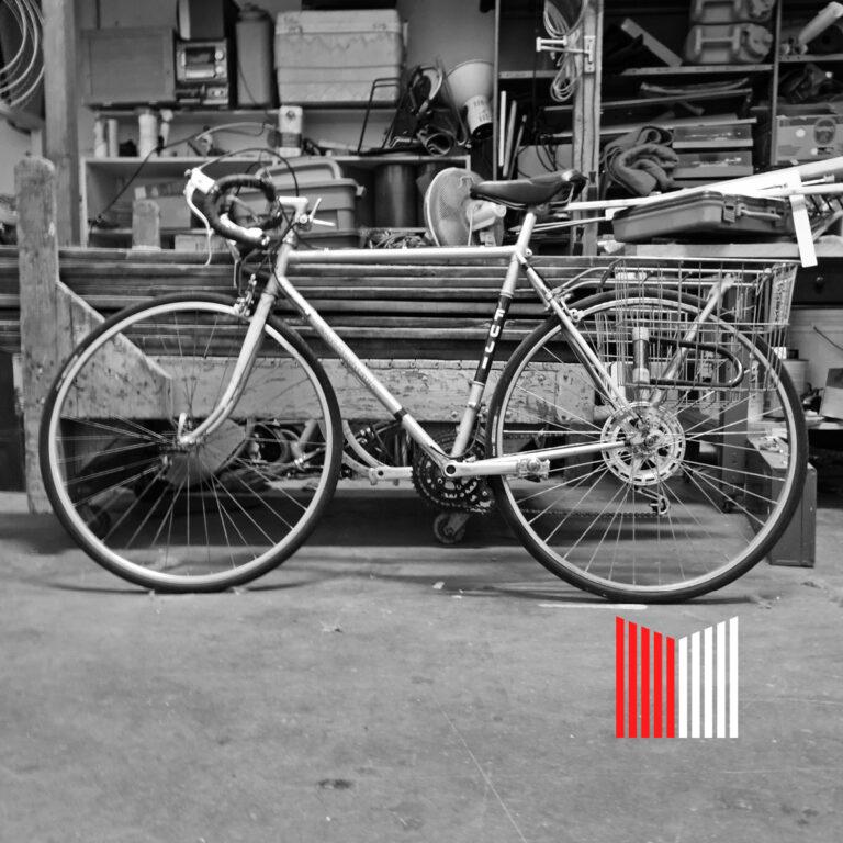 mybox247 Container Lagerfläche Fahrrad